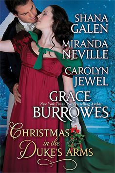 Christmas in the Duke's Arms | The Sisterhood of the Jaunty Quills  -with @shanagalen