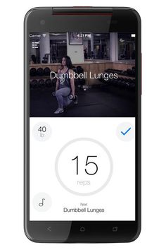 15 Workouts That Will Hardly Cost You A Thing #refinery29  http://www.refinery29.com/greatist/177#slide-5  FitocracyThis app delivers an entire database of workouts, workout moves, and personal trainers right at your fingertips. You can build and track custom workouts, select from ready-made routine...