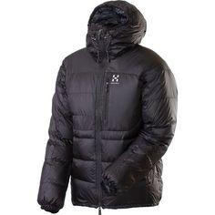 Haglofs Belay III Down Jacket - Insulated (For Women) in True Black