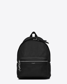 Saint Laurent City Backpack: discover the selection and shop online on YSL.com