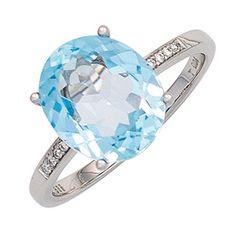 Dreambase Damen-Ring W SI wesselton 14 Karat (585) Weißgo... https://www.amazon.de/dp/B00N5C3B88/?m=A37R2BYHN7XPNV