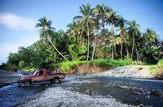 #RoadTrip Wewak to Vanimo #OffRoad Photo via | alessio bariviera