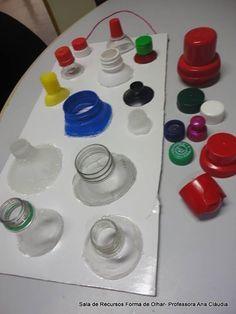 juego de atencion y destreza para ninos con material de reciclaje - PIPicStats