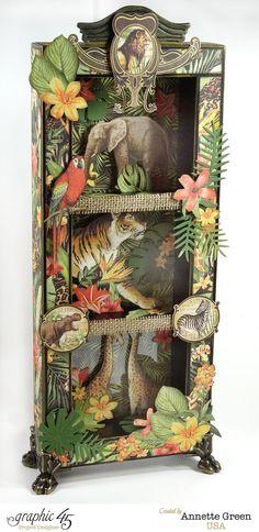 Annette's Creative Journey: Let's take a Safari Adventure