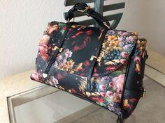 #Rose #Print #Floral #Flower #OilPainting #Vintage #Satchel #Bag #Handbag #Kawaii #Dark #cute #usa #unique #new #trend