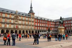 Plaza Mayor #madrid #espanja #spain