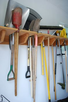 OK…this tool organizer is actually 'well established' in my garage. (Not new at all!) However, when other people see it for the first time, they always ohh and ahh and want this &…