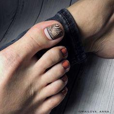 67 Ideas fails design cute pedicures for 2019 Pedicure Nail Art, Pedicure Designs, Toe Nail Designs, Toe Nail Art, Nail Manicure, Toe Nails, Acrylic Nails, Creative Nail Designs, Creative Nails