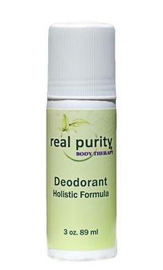 Deodorant $10.00-Our all Natural, Organic, and Holistic deodorant is our Best Seller and most Popular product. Real Purity has truly developed and formulated a tremendous product that has many health benefits and is good for you. This all natural deodorant will make you feel clean and refreshed, without any harsh chemicals that you find in many other brands. This formula was created not only to fight odor, but provide actual health benefits with it's ingredients. Order Yours Today!