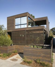 Palms Residence / Marmol Radziner Prefab
