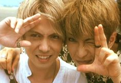 hyde with gackt /MOON CHILD