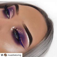 Gorgeous Makeup: Tips and Tricks With Eye Makeup and Eyeshadow – Makeup Design Ideas Makeup Eye Looks, Cute Makeup, Glam Makeup, Gorgeous Makeup, Skin Makeup, Makeup Inspo, Eyeshadow Makeup, Makeup Ideas, Makeup Geek