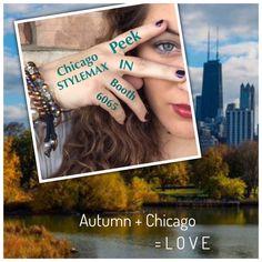 #STYLEMAX  #Chicago #LibbyWalterAccessories #RachelMarieDesigns #tradesbyhaimshahar #PonsLifeStyles #EdgyPetal #CeciliaGonzalesJewelry #ChenAndDerington #TheParisBracelet #avarcasusa #espadrilles ♫ Frank Sinatra - My Kind of Town Made with Flipagram - https://flipagram.com/f/wx3WeVaii5