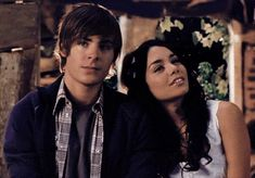 Throwback to elementary school days when Troy Bolton was the most amazing person ever and Gabriella was goals. High School Musical Quotes, Zac Efron Vanessa Hudgens, Troy And Gabriella, Zac Efron And Vanessa, Troy Bolton, Disney Channel Stars, Old Disney, The Best Films, Good Movies