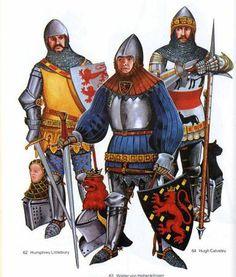 Medieval Military Dress, 1066-1500