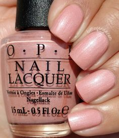 OPI — Humidi-tea (New Orleans Collection | Spring 2016)