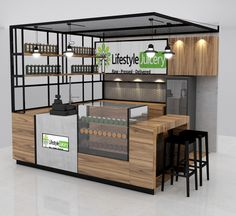 A proposal to Lifestyle Juicery for their first Kiosk in Malaysia