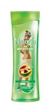 Żel pod prysznic z melonem i awokado Naturia body o cytrusowym zapachu przeznaczony jest do skóry normalnej, wymagającej oczyszczenia i odświeżenia.