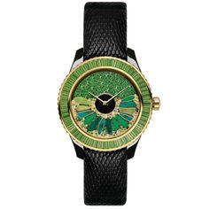 Dior gemstones watch
