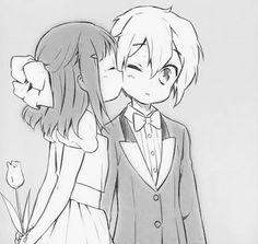 Lily and Sebastian