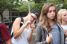 My friends look like they belong in the Mean Girls Freshman year. lol. #photography #skills #MAA #photo