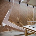 Alvar Aalto's Finnish Pavilion for the Venice Biennale, originally designed as a temporary demountable structure, was built in 1956 and s...