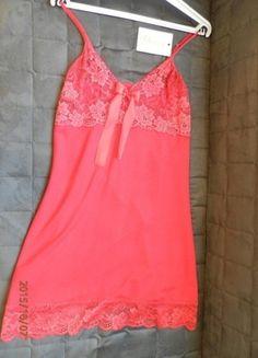 Kup mój przedmiot na #vintedpl http://www.vinted.pl/damska-odziez/bielizna-inne/10814777-koszulka-bielizna-nocna-dkaren-ml-czerwona-sexy