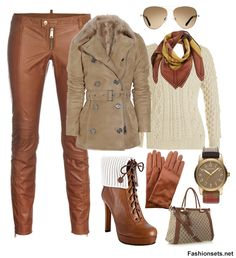 What To Wear With  Leggings  – Fashion Sets For Wearing Leggings