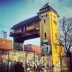 #Railway control room / Nastawnia kolejowa - #wrzeszcz #gdansk #train