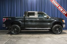 Lifted 2014 Ford F-150 XLT 4x4