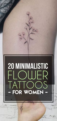 minimalistic-flower-tattoo-designs