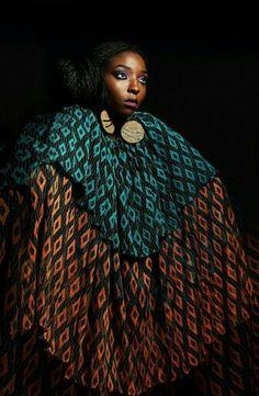 Mosisa Fashion  African Fashion with traditional ketenge fabrics. https://instagram.com/mosisa_fashion/
