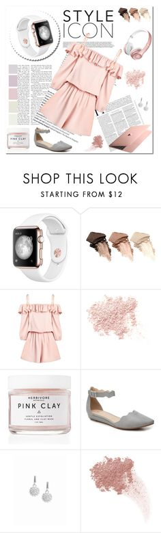 """Style Icon"" by bostonterrierstylez ❤ liked on Polyvore featuring Beats by Dr. Dre, Urban Decay, Balmain, Bare Escentuals, Herbivore, CL by Laundry, Snö Of Sweden, W3LL People and bostontseedscollection"