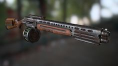 ArtStation - Modular Shotgun, Denis Garshin Save those thumbs & bucks w/ free shipping on this magloader I purchased mine http://www.amazon.com/shops/raeind  No more leaving the last round out because it is too hard to get in. And you will load them faster and easier, to maximize your shooting enjoyment.  loader does it all easily, painlessly, and perfectly reliably