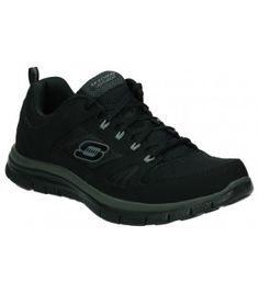 SKECHERS 51251-BBK Sketchers, Urban, Sneakers, Shoes, Fashion, Slippers, Over Knee Socks, Tennis, Moda