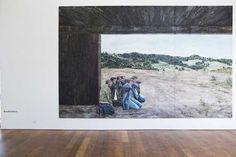 Ronald Ophuis, Srebrenica I (2006). © Jordi Huisman, Museum De Paviljoens