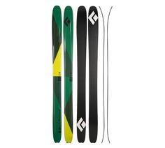 "Built for ""4x4 or chains required"" kind of days, the Black Diamond Boundary 115 ski is a rockered pow slayer for the biggest overnight totals of the season. Our widest freeride ski, the Boundary 115 is outfitted with a playful modern shape and fa..."