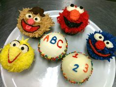 Muppets Cupcakes! Super fun kids party!