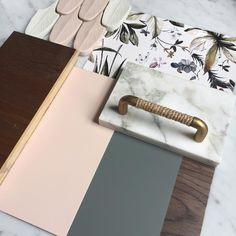 new home design Moodboard Interior, Material Board, Interior Design Boards, Tadelakt, Colour Board, Home And Deco, Beautiful Kitchens, Colour Schemes, Mood Boards