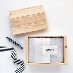 This is the new Keepsake Kit    available in two sizes, it includes: tissue, shred, a sealing sticker, ribbon and eucalyptus sprig.  As always, you an customize the lid with a monogram or message. ⠀ .⠀ Head over to our website or you can find us on @etsy ⠀ .⠀ ⠀ *⠀ *⠀ *⠀ *⠀ *⠀ #engraved #engravedgifts #bridesmaidbox #personalizedbox #woodbox #bridesmaidgiftbox #woodengiftbox #boxwithname #babykeepsakebox #babyboygiftbox #babygirlgiftbox #customgiftbox #bridesmaidproposal #weddingpartygifts… Baby Gift Box, Baby Girl Gifts, Wooden Gift Boxes, Wooden Gifts, Large Gift Boxes, Curated Gift Boxes, Bridesmaid Gift Boxes, Custom Gift Boxes, Keepsake Boxes