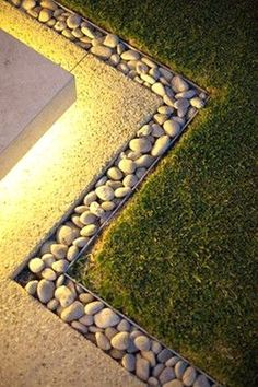 Many kinds of wall stones are commercially offered. Natural stone is perfect for sloped landscapes with thin soil, as it helps limit erosion. While conceptualizing the design for your garden pathway…MoreMore #Landscaping Design Ideas #landscapeideasforslopes #naturallandscapedesign