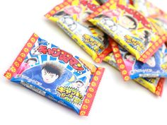 Captain Tsubasa Chocolate Wafer