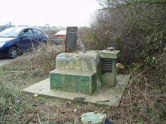ROC Cold War bunker