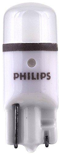 Philips 194 Bright White Interior Vision LED light (Pack of 2)