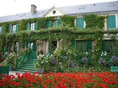 Giverny Monet's Home