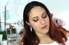 Makeup Tutorial with Monthly Favourites Warm Orange Look #monthly #favorites #favorite #favourites #favourite #makeup #zoeva #caramel #melange #eyeshadow #eyeshadows #palette #warm #toned #orange #look #eyelook #eye #eyes #soft #matte #lip #cream #cannes #nyx #epic #ink #liner #everyday #full #glam #sultry #serena #wanders #bblogger #blogger #beauty #vlogger #youtuber #channel #kiko #too #faced #chocolate #soleil #bronzer #super #shock #cheek #tarte #hghlighter #month #urban #decay…