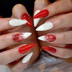 Картинки по запросу christmas fingernails