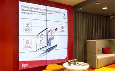 La compañía de telecomunicaciones más grande de Lituania apuesta por el digital signage - Contenido seleccionado con la ayuda de http://r4s.to/r4s