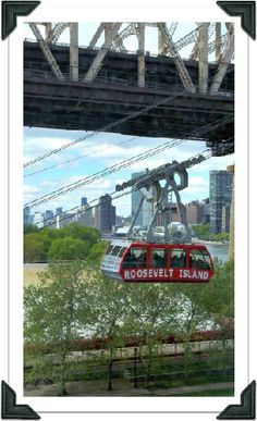 Roosevelt Island tram--we are so doing this!