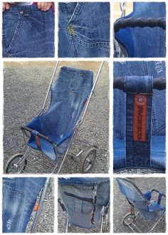 Denim construction